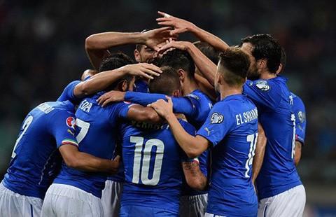 Vòng loại Euro 2016: Thêm Bỉ, Wales, Ý đoạt vé