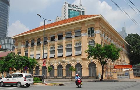 Di sản Vật thể Sài Gòn 300 năm: Dấu ấn tòa nhà Hải quan