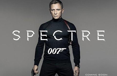 Nhạc phim 007 gây sốt
