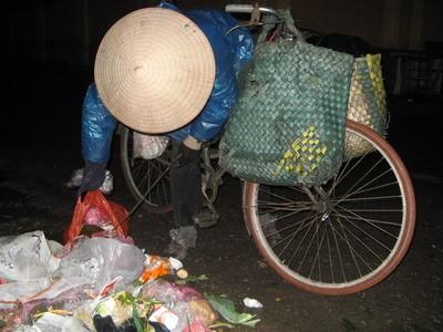 Danh dự của người nhặt rác