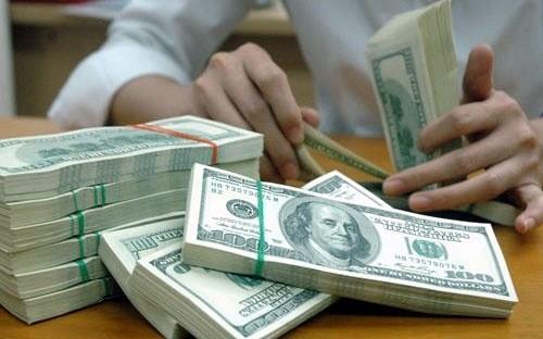 Giá USD bất ngờ tăng vọt