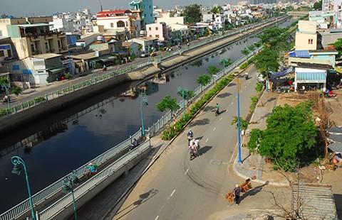 Chỉnh trang đô thị, nâng cao chất lượng sống cho dân