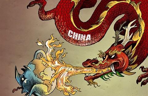 Năm 2016, GDP Trung Quốc tiếp tục giảm