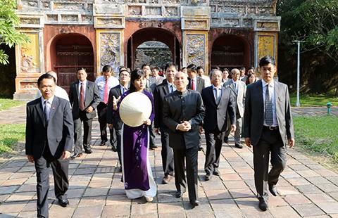 Việt Nam là người bạn lớn của Campuchia