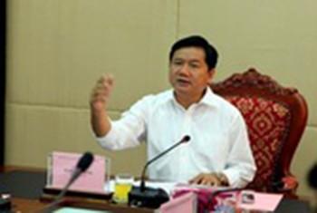Bộ trưởng Đinh La Thăng cung cấp thông tin về 'lốt' xe 600 triệu đồng