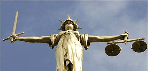 Thần công lý quên bịt tai