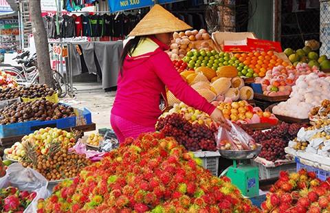 Cấm cửa nông sản Trung Quốc núp bóng hàng Việt