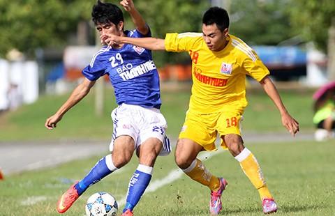 Ngày hội bóng đá trẻ