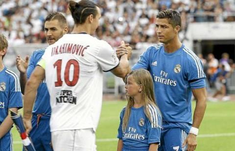 Champions League: Paris St Germain 'bắt tay' Real Madrid?