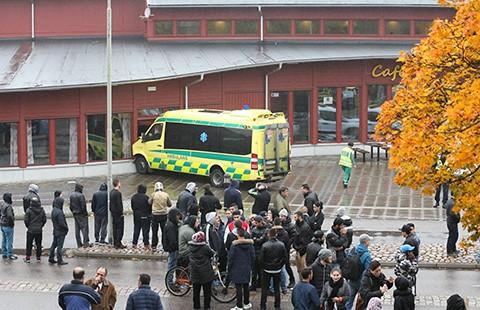 Thảm sát trong trường học ở Thụy Điển