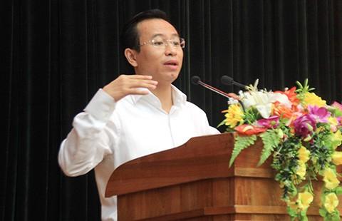 Ông Nguyễn Xuân Anh: 'Đà Nẵng đang thụt lùi'