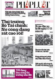 Epaper số 288 ngày 27/10/2015