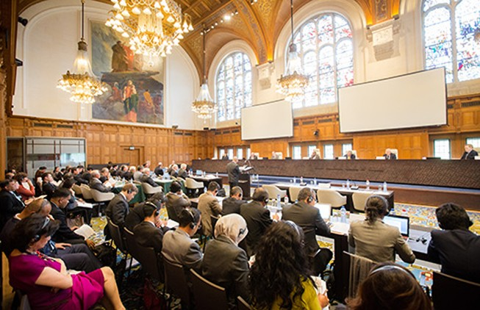 Philippines kiện TQ: Luật pháp quốc tế và công lý đã được thực thi