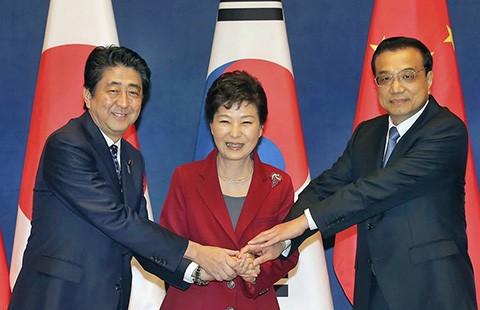 Hàn-Trung-Nhật nối lại hợp tác