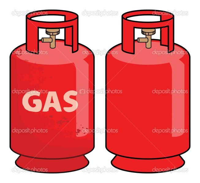 Giá gas bất ngờ tăng 17.000 đồng/bình
