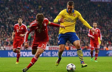 Bayern Munich - Arsenal: Lewandowski nóng lòng muốn phục thù