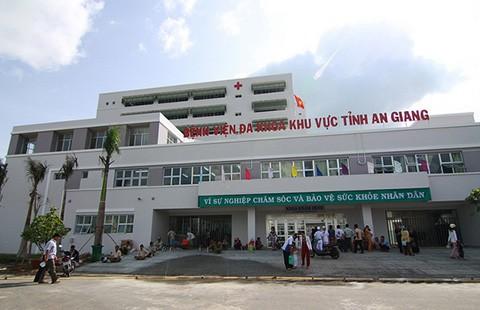 Nhiều sai phạm ở BV Đa khoa trung tâm An Giang