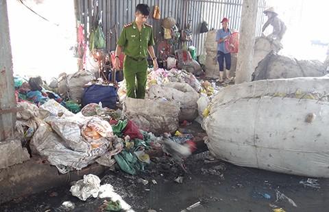 Thuê đất, lập khu ô nhiễm ở Sài Gòn