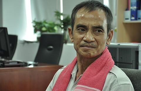 Hoa của người tù Huỳnh Văn Nén