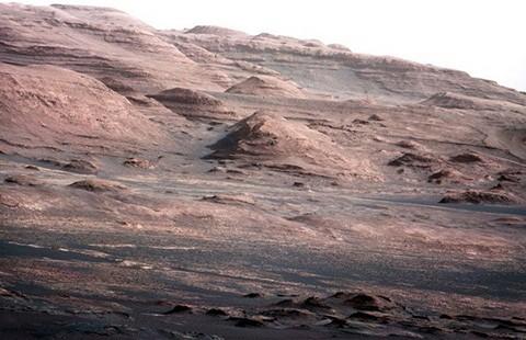 'Sóng thần' hủy hoại sự sống trên sao Hỏa