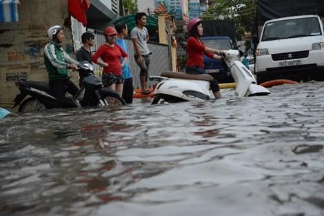 TP.HCM: Đầu tư hơn 9.800 tỉ đồng chống ngập
