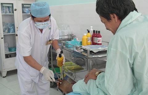 TP.HCM được công nhận loại trừ bệnh phong