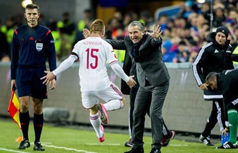 Hungary đoạt vé vớt đầu tiên đến Pháp dự Euro 2016