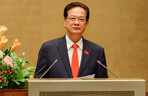 Thủ tướng trả lời chất vấn của Quốc hội