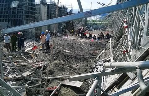 Đủ kiểu tai nạn ở công trình xây dựng