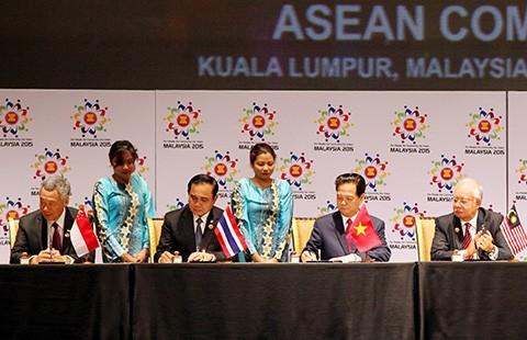 Bước tiến khổng lồ của ASEAN