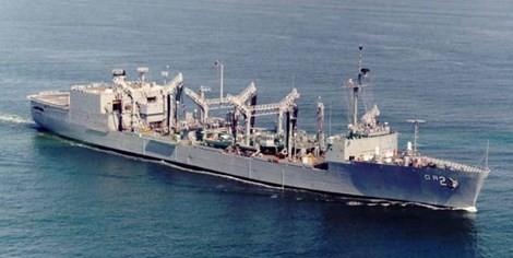 Mỹ sẽ đưa hai tàu chiến đến đá Vành Khăn