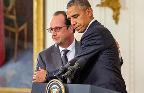 Paris thoát một vụ đánh bom kinh hoàng