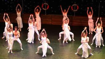 Kịch múa về hoàng tử Việt trên đất Hàn