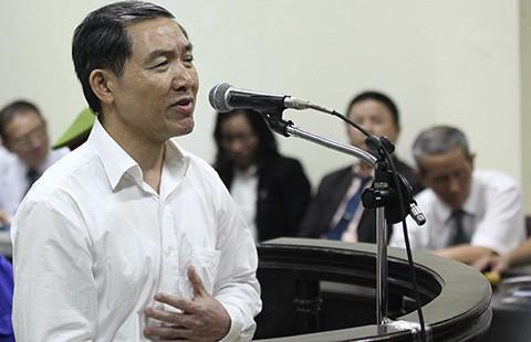 Nộp 3/4 số tiền tham ô, Dương Chí Dũng có thoát án tử?