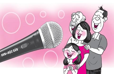 Ai là 'cha đẻ' hát với nhau?