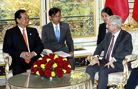 Pháp ủng hộ tăng cường quan hệ toàn diện Việt Nam-EU