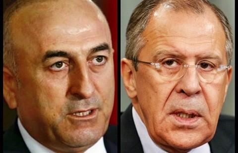 Hai ngoại trưởng Nga-Thổ Nhĩ Kỳ gặp nhau ngày 3-12