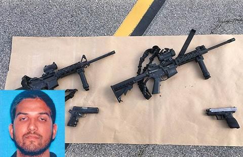 Vụ xả súng ở California: Hung thủ có liên lạc với khủng bố