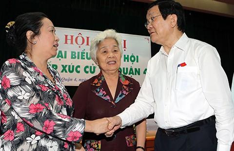 Chủ tịch nước Trương Tấn Sang: Cần lên án việc chi tiêu phung phí
