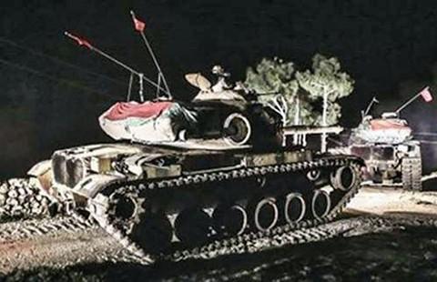 Iraq ra tối hậu thư yêu cầu Thổ Nhĩ Kỳ rút quân