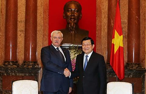 Nhiều DN Nga hợp tác hiệu quả với đối tác Việt Nam