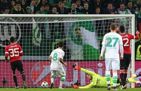 Champions League: Nỗi nhục của thầy trò Van Gaal