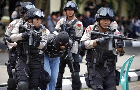 Nguy cơ khủng bố ở Indonesia