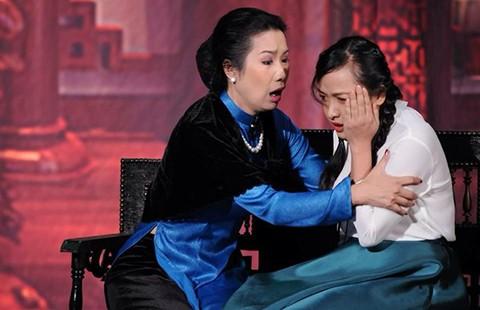 Trịnh Kim Chi ra sân khấu kịch mới