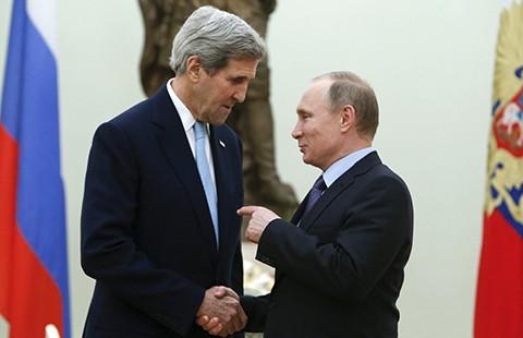Putin quyết lấy lại vị thế