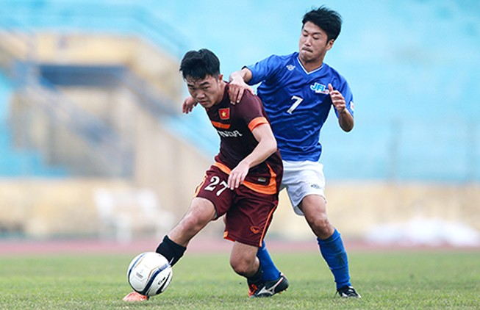 Đội U-23 Việt Nam: Canh bạc mới của HLV Miura