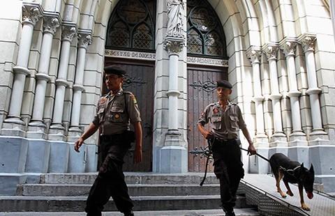 Âm mưu tấn công đầu năm mới ở Indonesia
