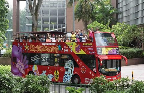 Tour du lịch mới vòng quanh Sài Gòn