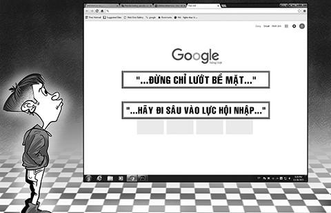 Internet và sự khởi nghiệp của người Việt trẻ