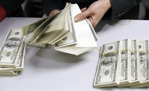 Đồng đôla trên thị trường tự do giảm giá